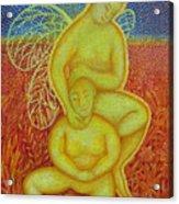 A Healing Acrylic Print