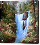 A Heavenly Place Acrylic Print