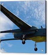 A Hunter Joint Tactical Unmanned Aerial Vehicle Acrylic Print