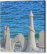 A Kingdom By The Sea Acrylic Print