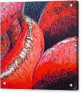 A Kiss Acrylic Print
