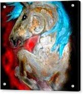 A Knights Dream II Acrylic Print