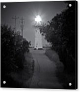 A Light In A Dark Place Acrylic Print