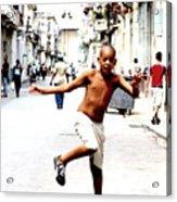 A Little Bit Of Cuba - 8 Acrylic Print