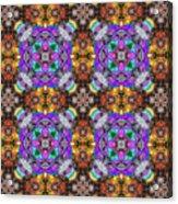 Arabesque 100 Acrylic Print