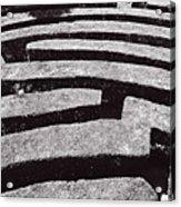 A Maze Acrylic Print