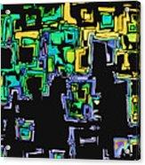 A Maze Thing - 01ac05 Acrylic Print