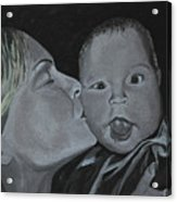 A Mothers Love Acrylic Print