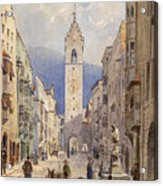 A Motif From Sterzing Acrylic Print