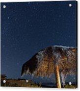 A New Baja Sky Acrylic Print