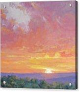A New Dawn Acrylic Print