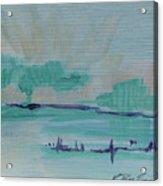 A New Earth Acrylic Print