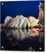 A Night In Croatia Acrylic Print