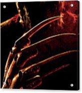 A Nightmare On Elm Street 2010 Acrylic Print