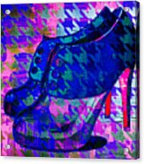 A Pair Of Shoes Acrylic Print