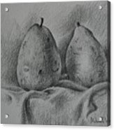 A Pair Study Acrylic Print