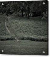 A Path Traveled Acrylic Print