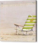 A Perfect Vacation Acrylic Print