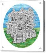 House Of Secrets Acrylic Print