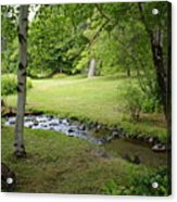 A Place To Dream Awhile Acrylic Print