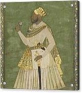 A Portrait Of Farhad Khan Acrylic Print