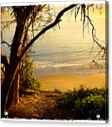 A Quiet Place 21f Acrylic Print