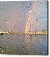 A Rainbow In My World #3 Acrylic Print