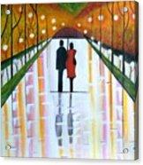A Rainy Dayii Acrylic Print