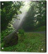 A Ray Of Hope Acrylic Print