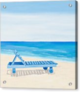 A Relaxing Day Acrylic Print