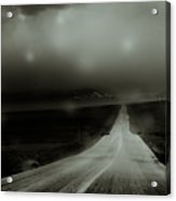 A Road To Perdition  Acrylic Print