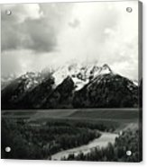 A Salute To Ansel Adams Part I Acrylic Print