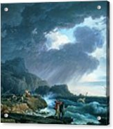 A Seastorm Acrylic Print