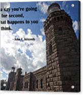 A Second Thought Acrylic Print