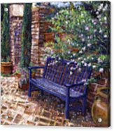 A Shady Resting Place Acrylic Print
