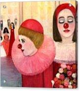 A Short Story For Pinka Acrylic Print