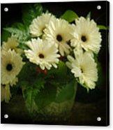 A Simple Bouquet Acrylic Print