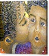 A Sisters Love Acrylic Print