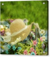 A Spring Afternoon Acrylic Print