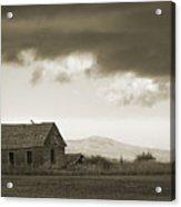 A Storm Looms Acrylic Print