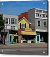 A Street In Perrysburg I Acrylic Print