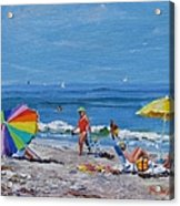 A Summer Acrylic Print