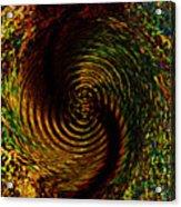 A Swarm Of Getingar Acrylic Print