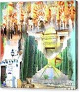 Cordoba Faith Acrylic Print