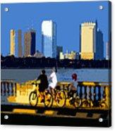 A Tampa Bay Florida Summer Acrylic Print