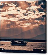 A Taste Of Natales Acrylic Print