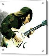 A Time It Was John Lennon Acrylic Print