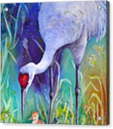 A Time To Nurture Acrylic Print