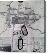 A Toast Acrylic Print