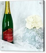 A Toast To Love And Laughter Acrylic Print